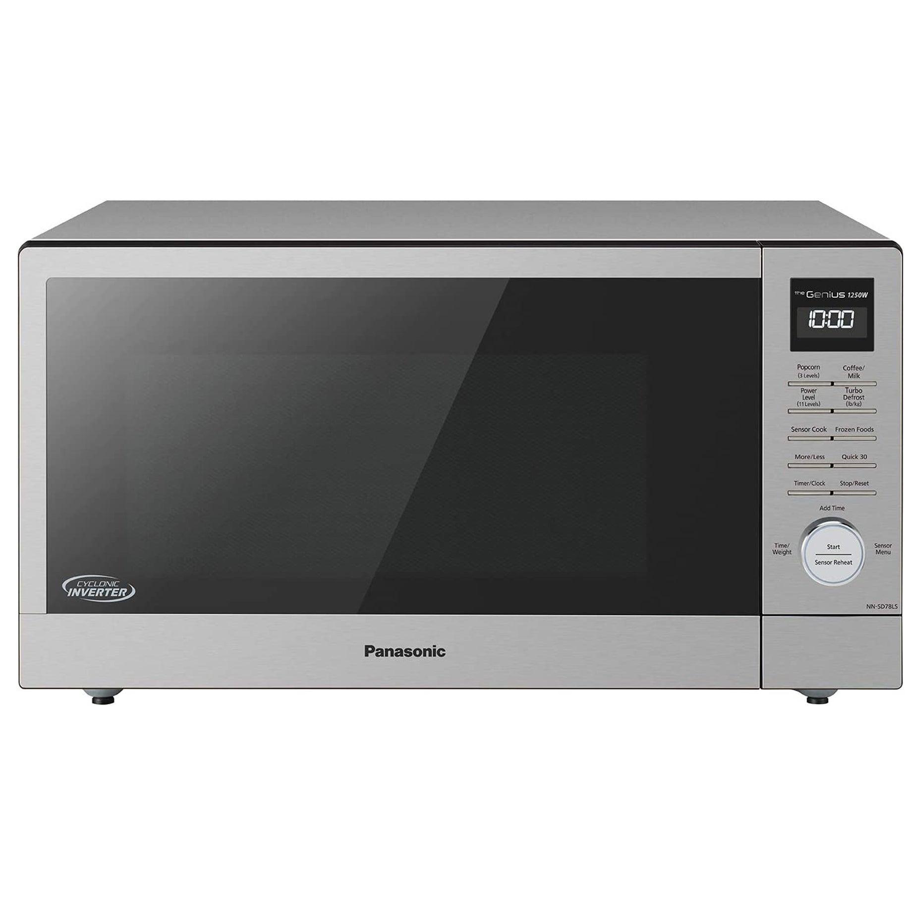 The Best Countertop Microwaves Option: Panasonic NN-SD78LS