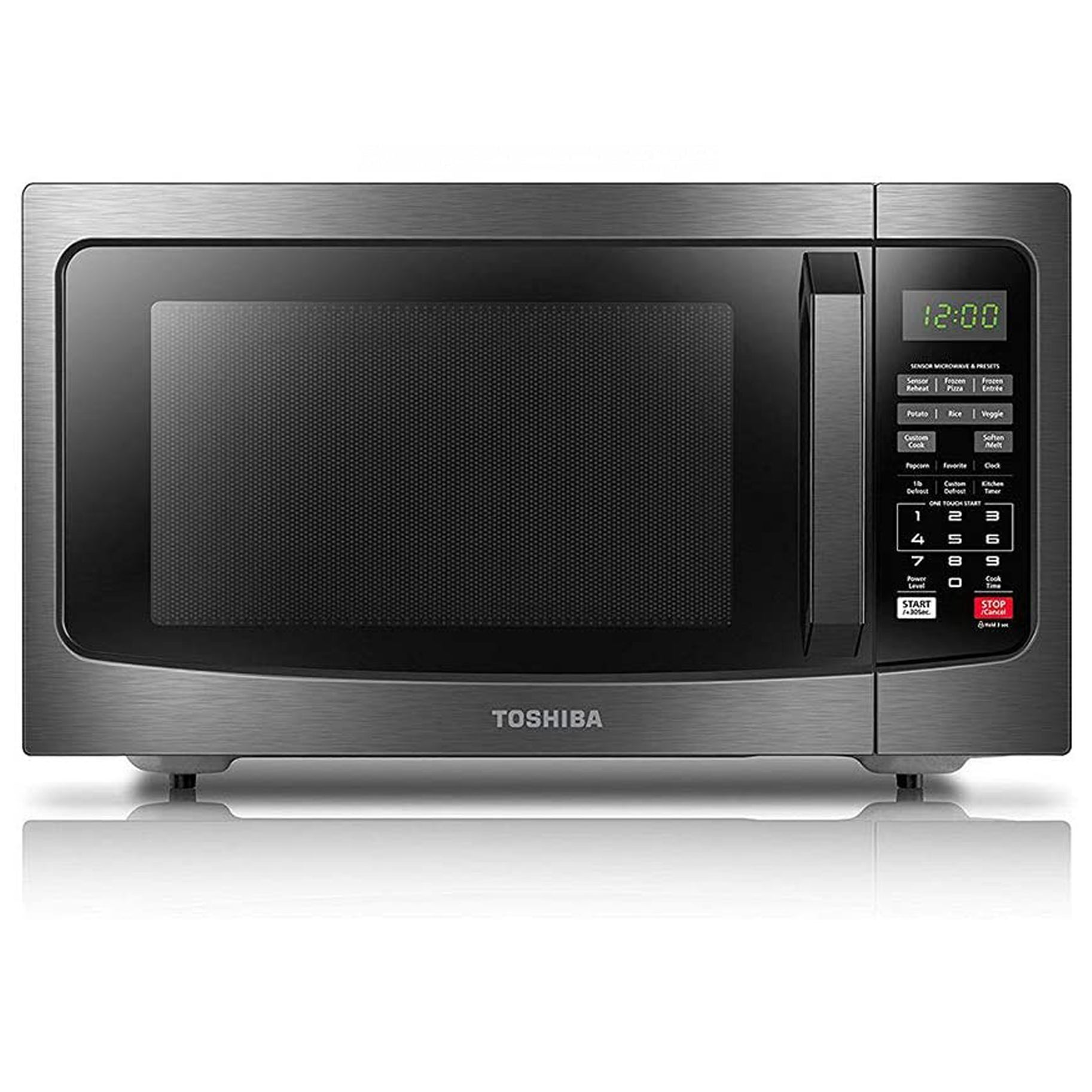 The Best Countertop Microwaves Option: Toshiba EM131A5C-SS