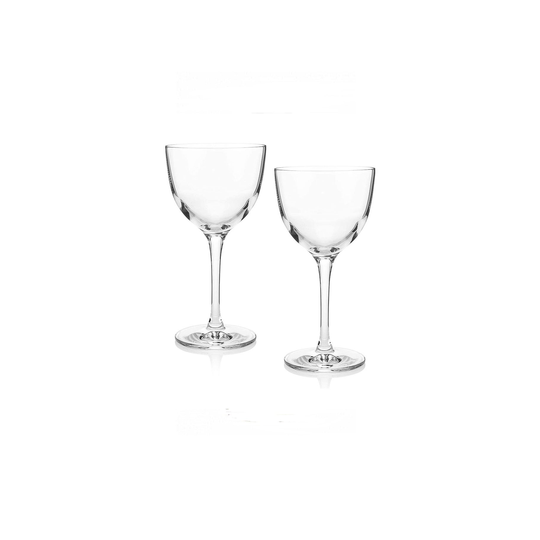 The Best Matini Glass Option: History Company Original Nick and Nora Martini Glasses