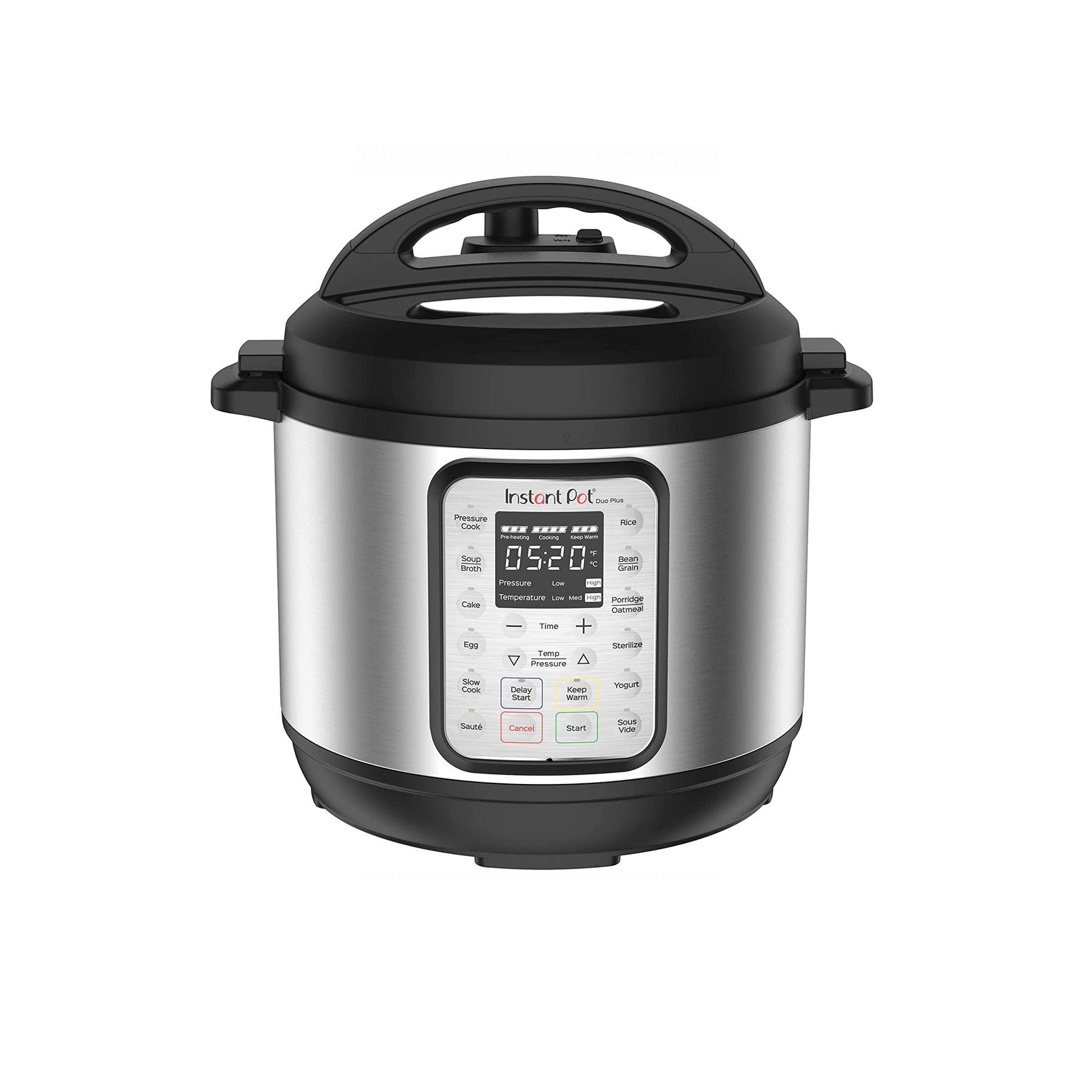 The Best Slow Cooker Option: Instant Pot Duo Plus 6-Quart 9-in-1 Slow Cooker