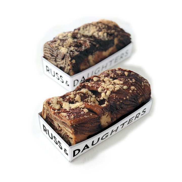 Best Food Gift Baskets Option_ The Best of Babka by Russ & Daughters