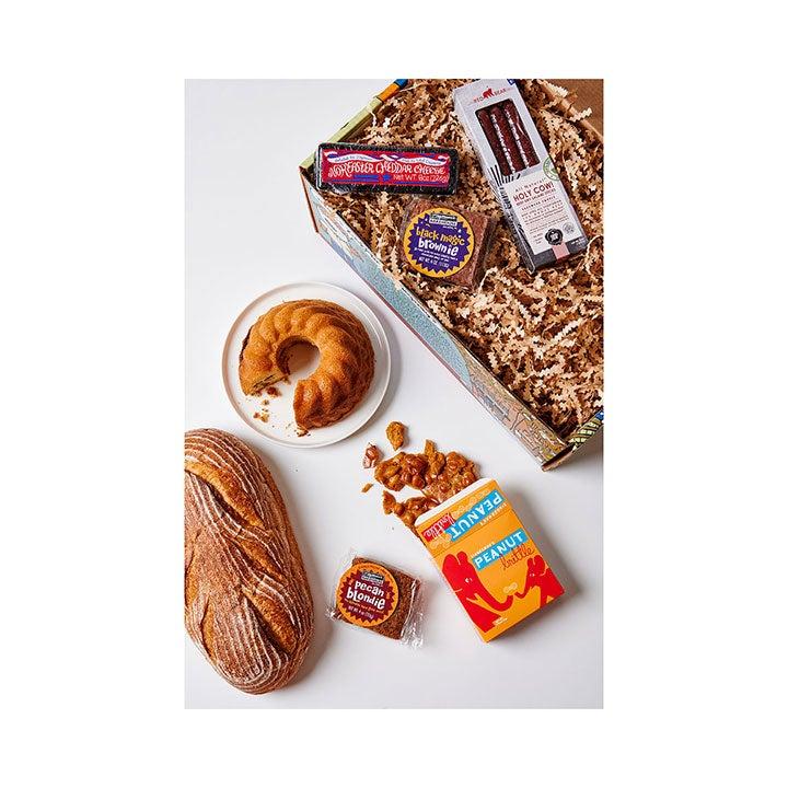 Best Food Gift Baskets: Zingerman's Weekender Box