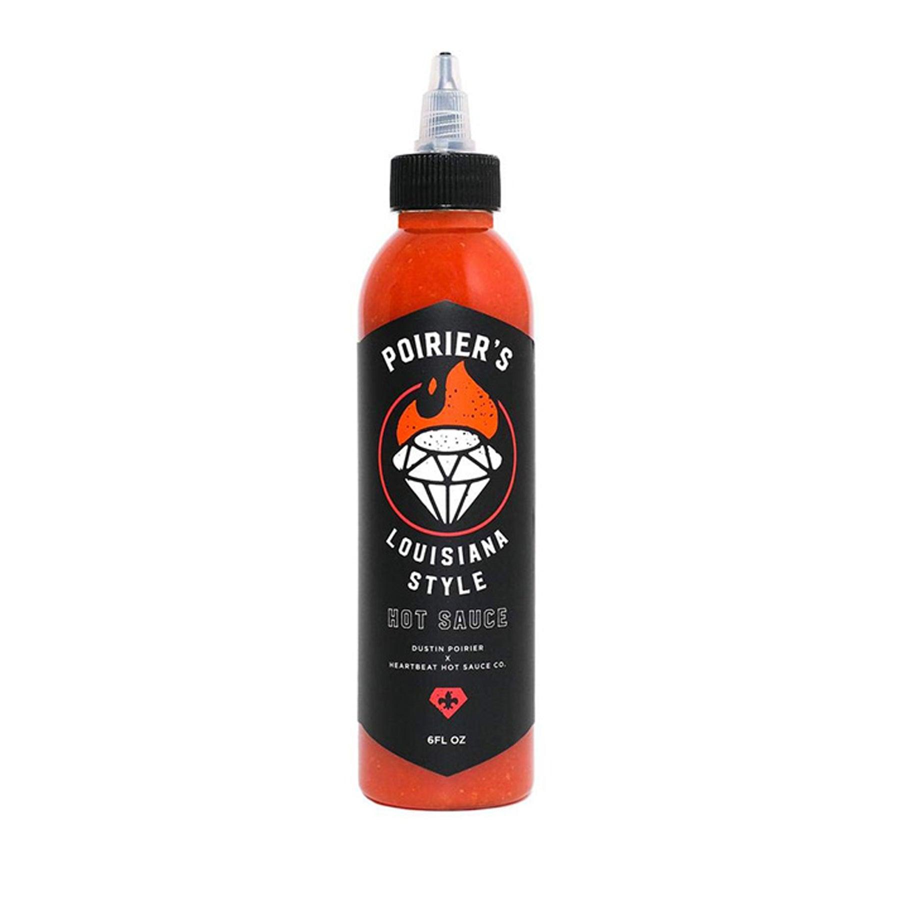 The Best Hot Sauces Option: Heartbeat Hot Sauce Poirier's Louisiana Style Hot Sauce