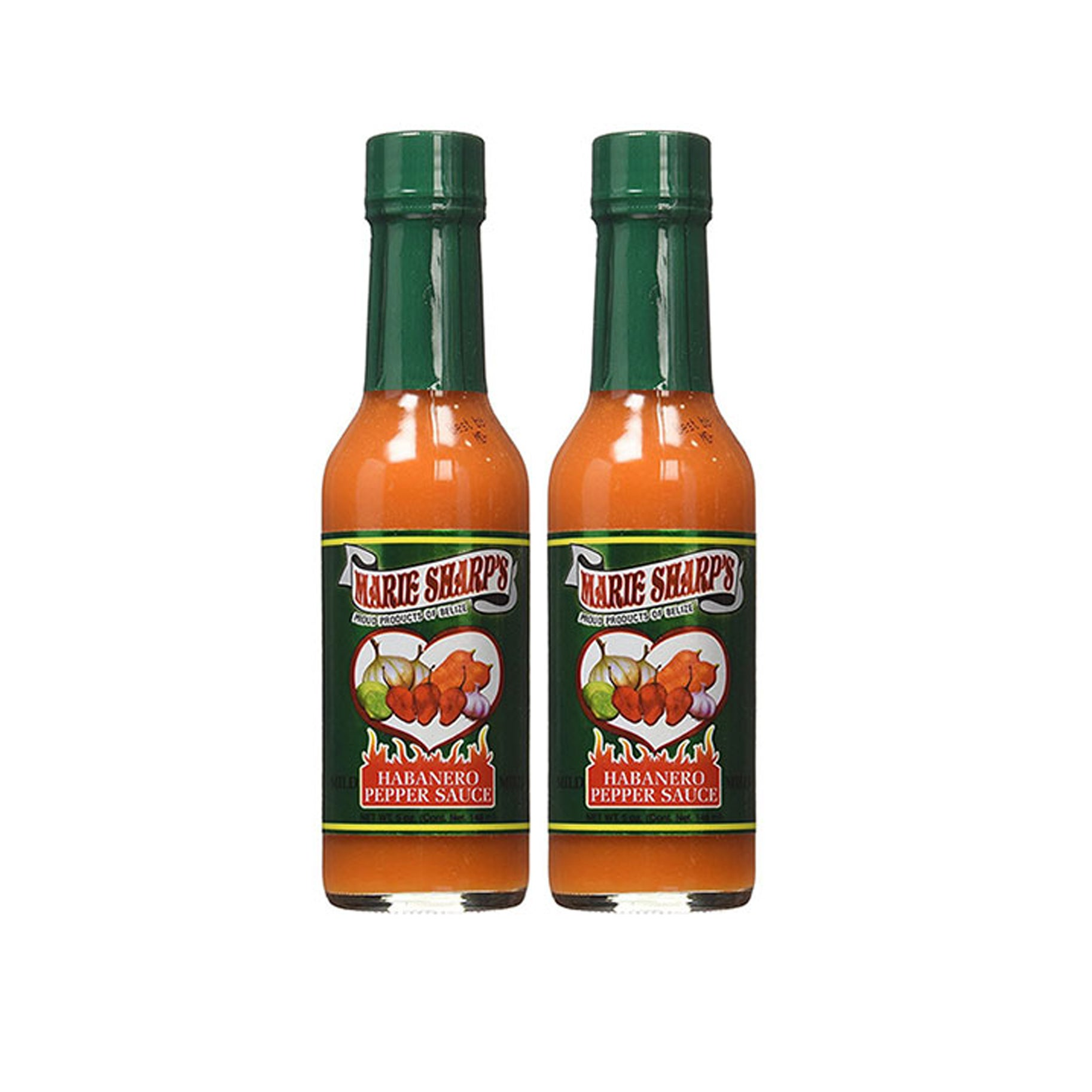 The Best Hot Sauces Option: Marie Sharp's Mild Habanero Sauce