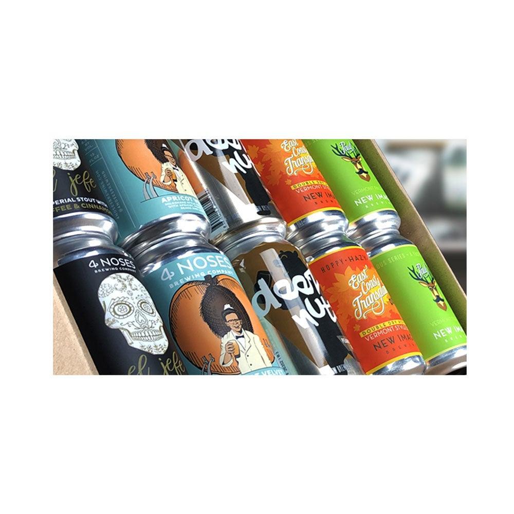 Beer Drop Cans