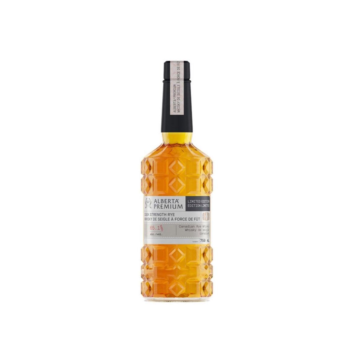 Best Rye Whiskeys Option_ Alberta Premium Cask Strength Rye
