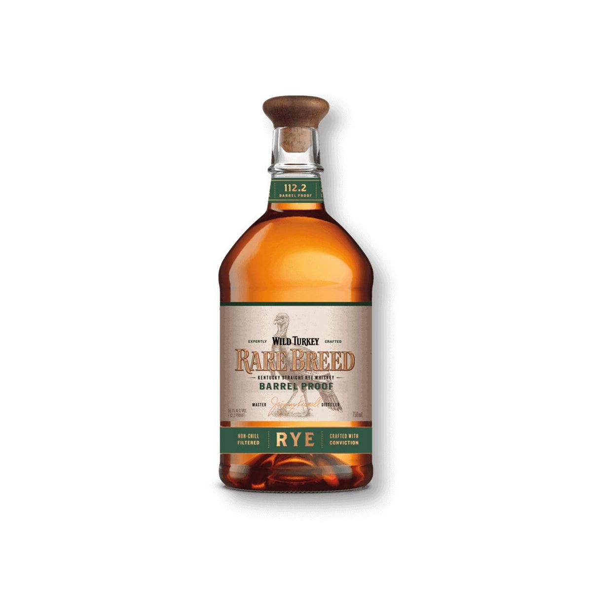 Best Rye Whiskeys Option_ Wild Turkey 8-Year Rare Breed Rye