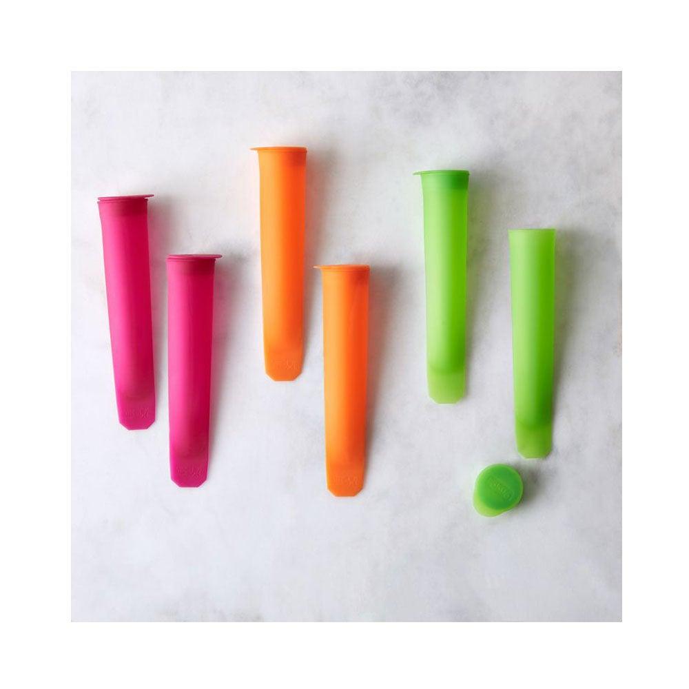 The Best Popsicle Molds Option: Lekue Ice Push Pop Mold