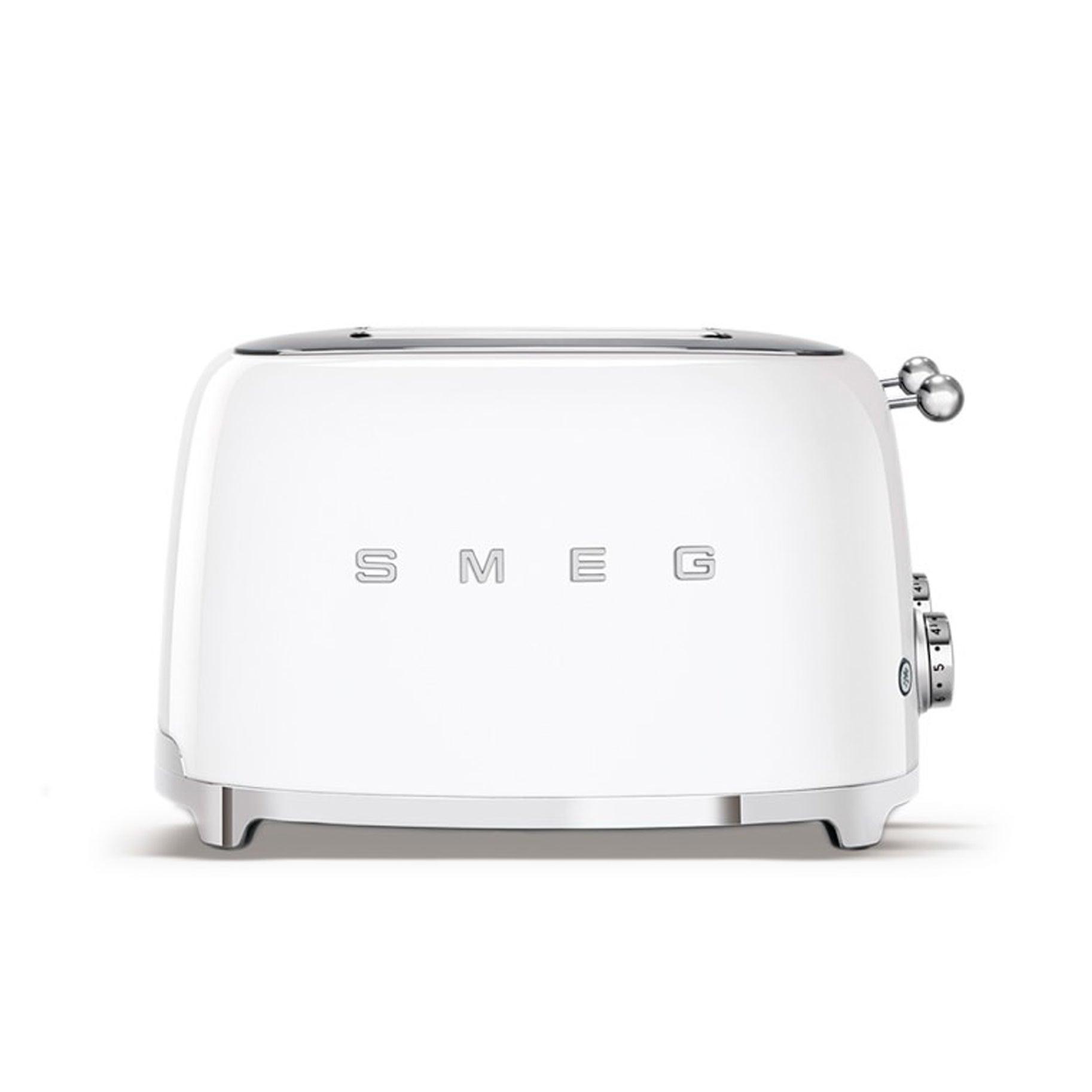 The Best Four Slice Toasters Option: SMEG Four Slot Toaster