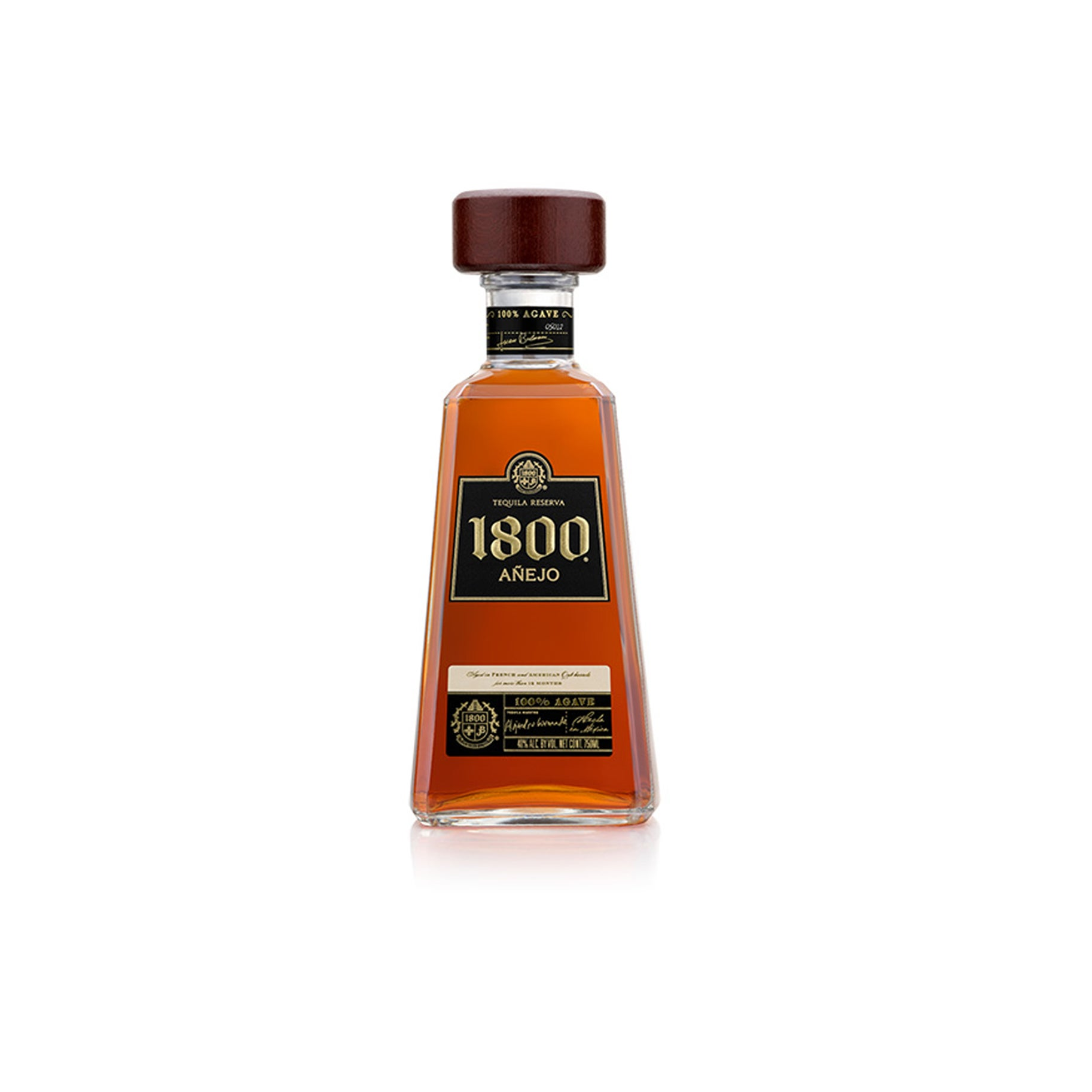 The Best Sipping Tequila Option: 1800 Añejo