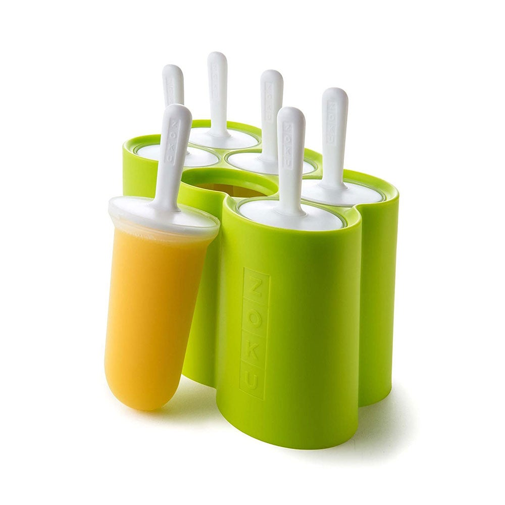 The Best Popsicle Molds Option: Zoku Classic Pop Molds