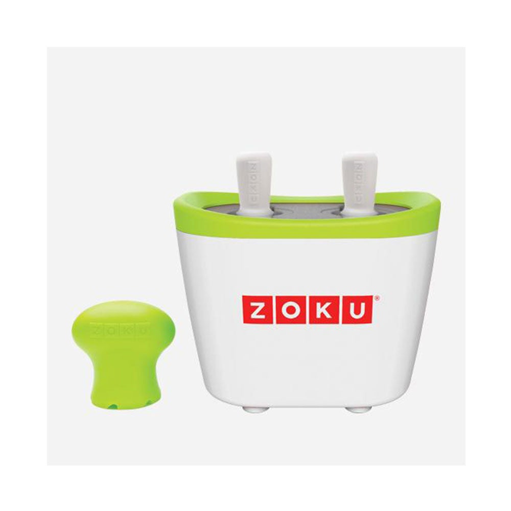 The Best Popsicle Molds Option: Zoku Duo Quick Pop Maker