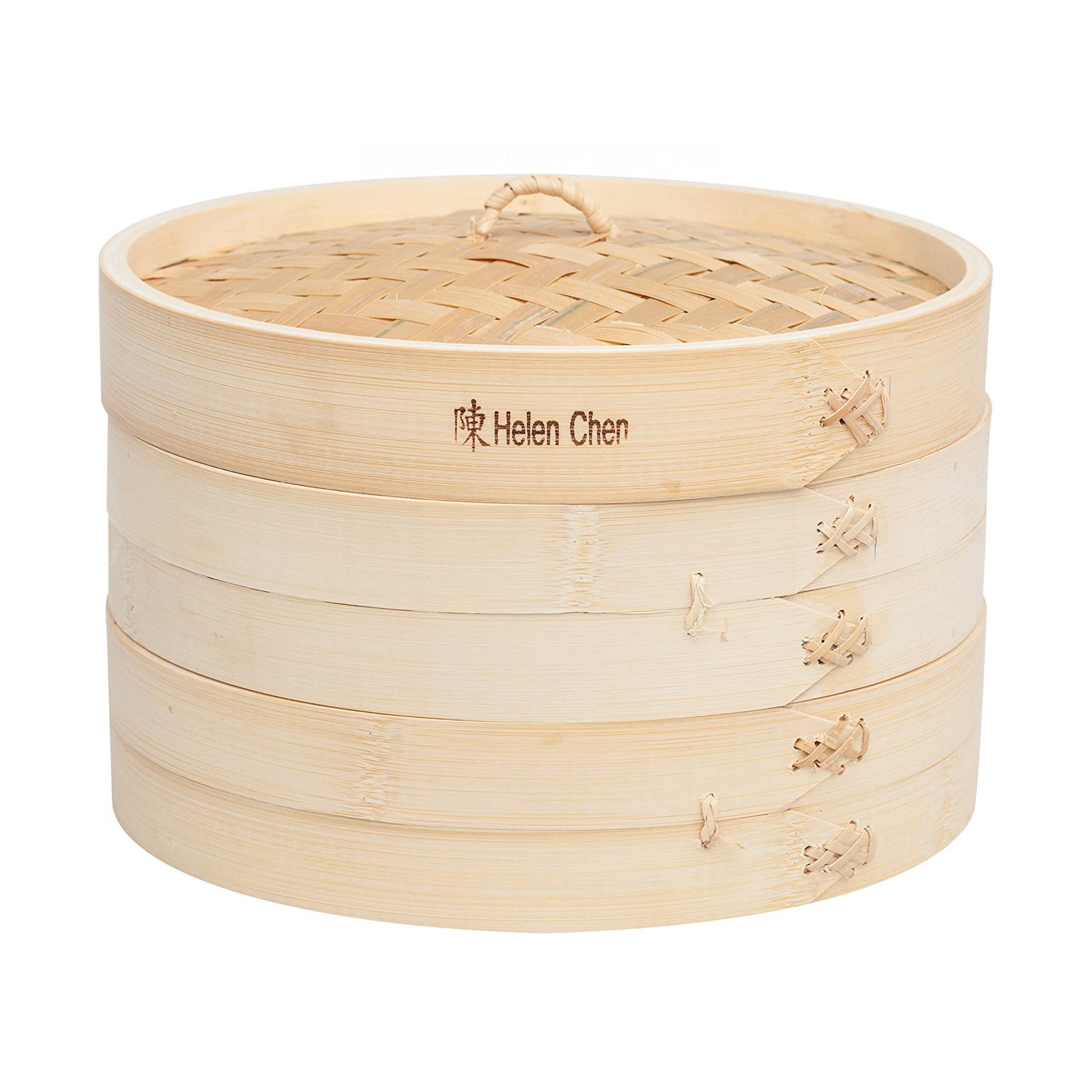 The Best Food Steamers Option: Helen's Asian Kitchen Bamboo Food Steamer