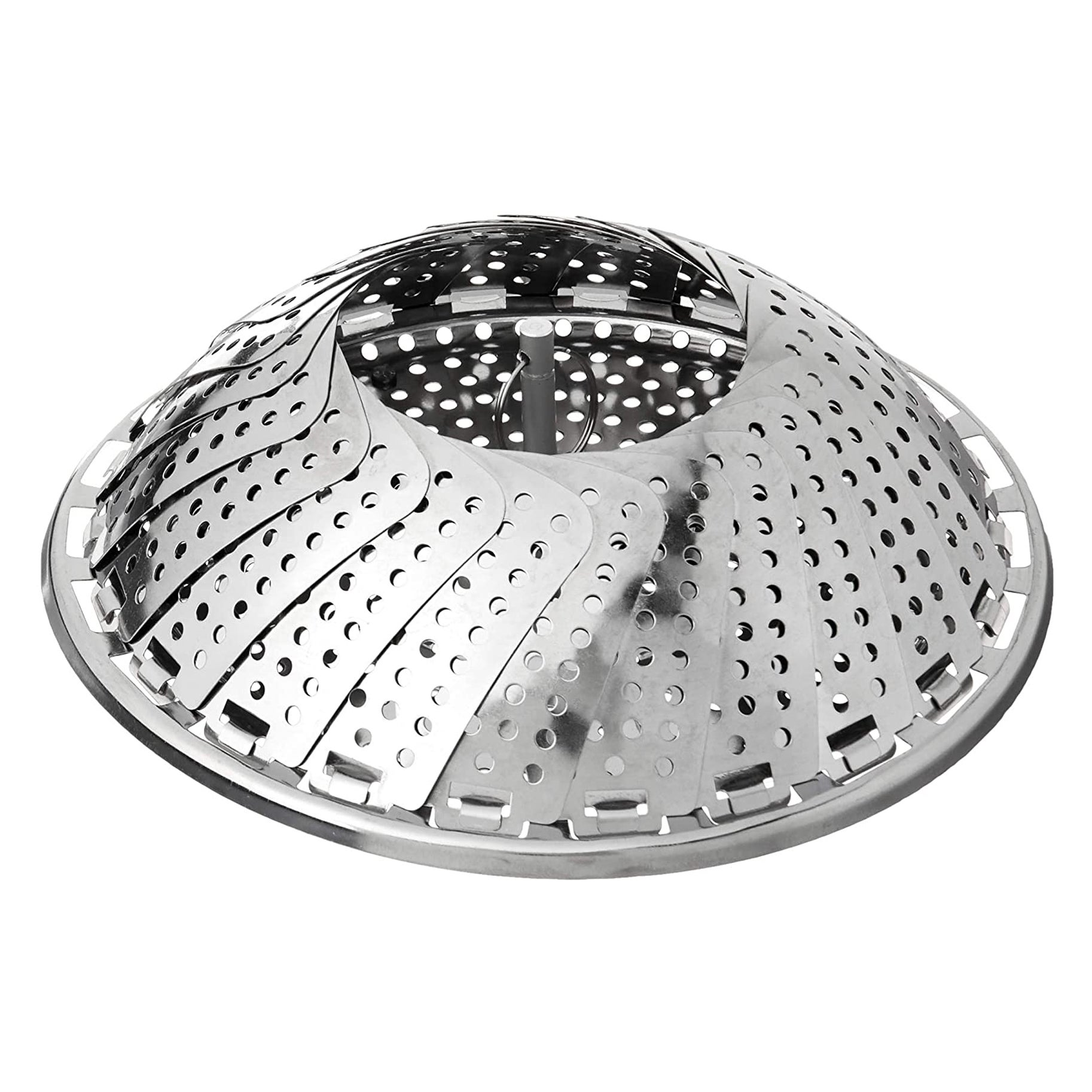 The Best Food Steamers Option: Zyliss Stainless Steel Vegetable Steamer Basket