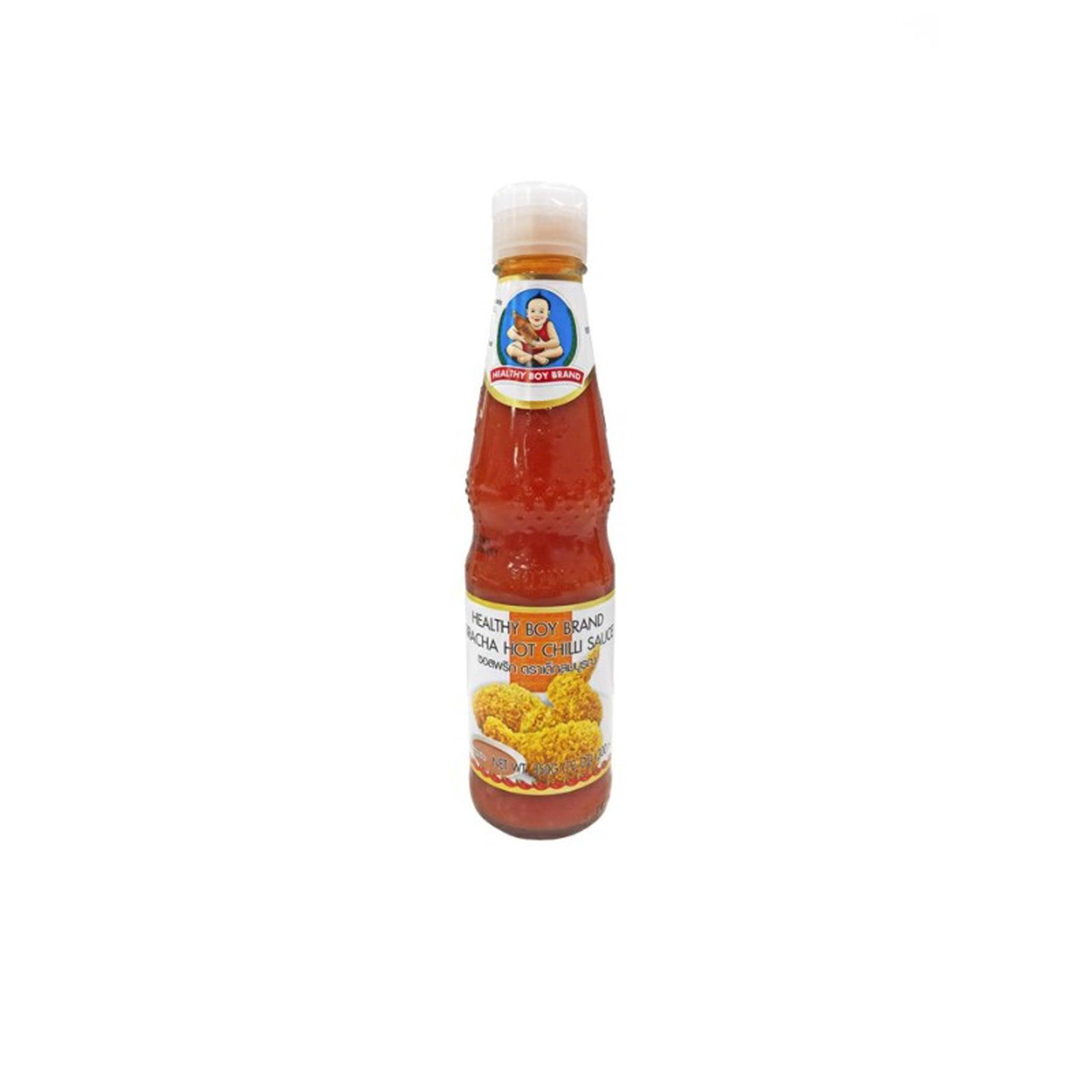 The Best Sriracha Option: Healthy Boy Sriracha Hot Chilli Sauce