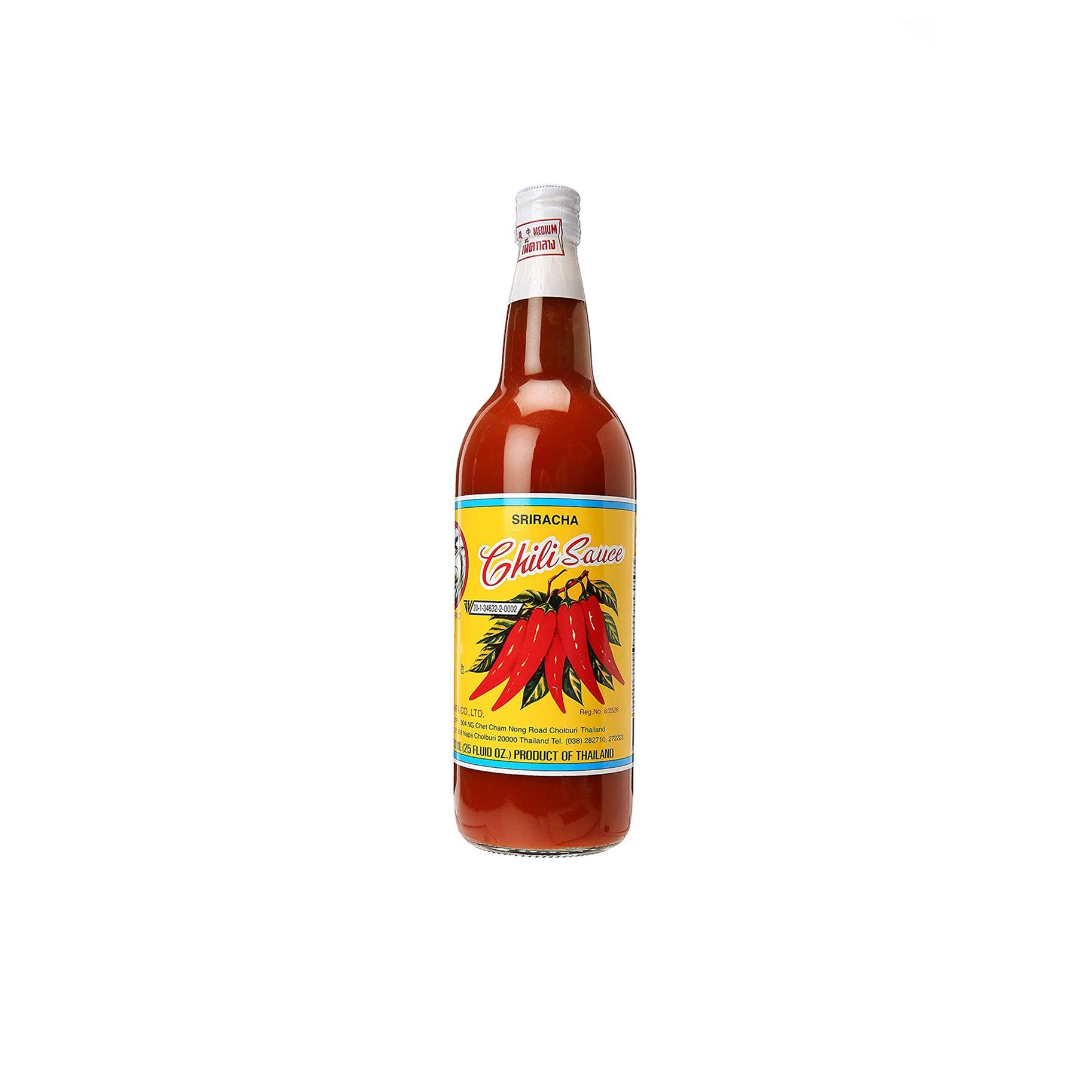 The Best Sriracha Option: Shark Brand Sriracha Chili Sauce