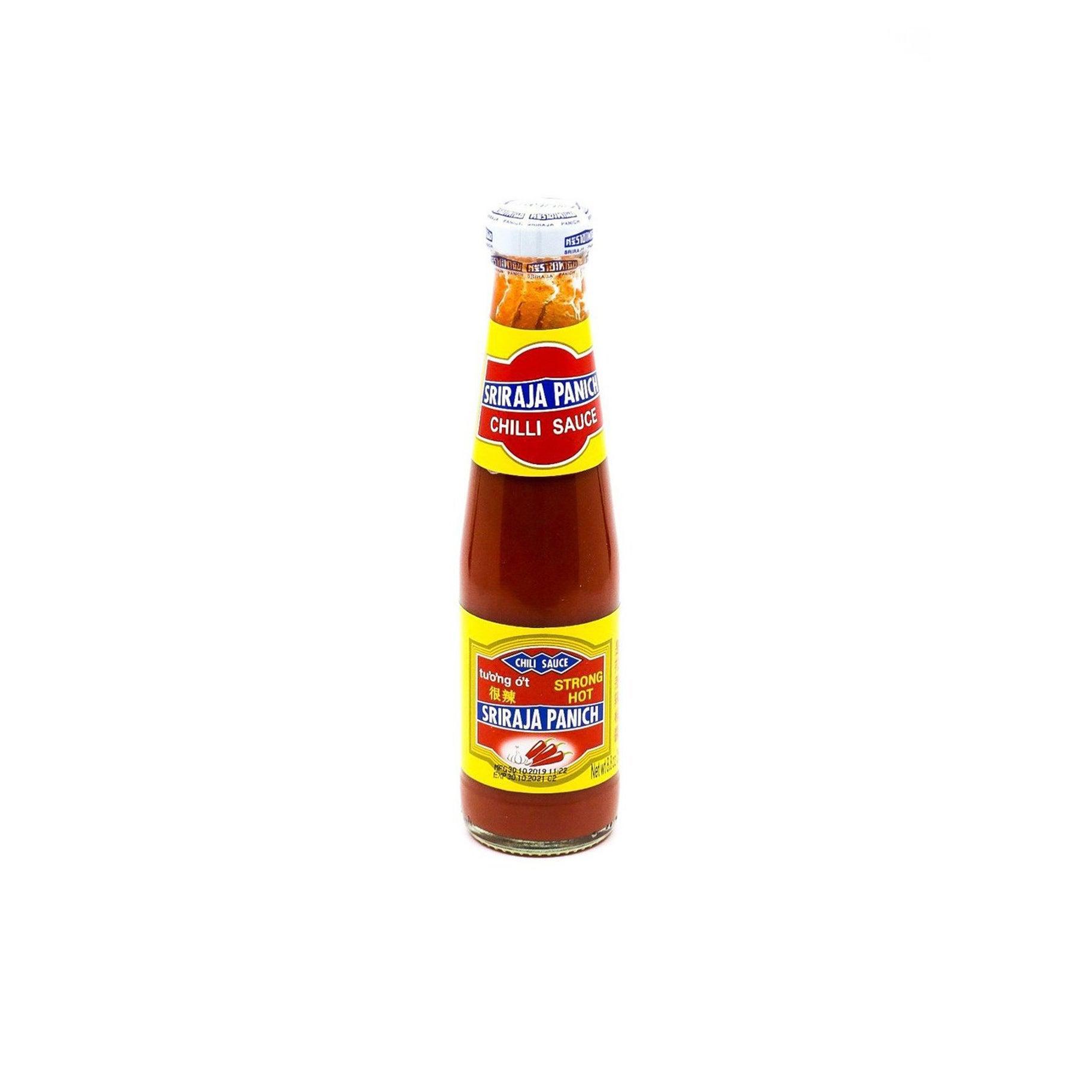 The Best Sriracha Option: Sriraja Panich Chilli Sauce