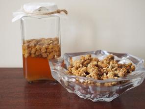 Dried Mulberry Fruit Vinegar